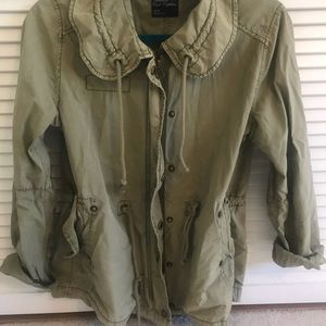 AE Light weight army jacket